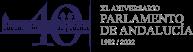 Logo Parlamento de Andalucía